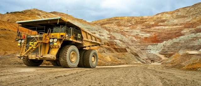 Maquinaría para la minería