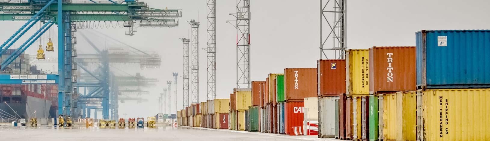 Freight forwarders Algeria