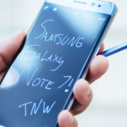 Transporte aéreo Samsung Notes 7